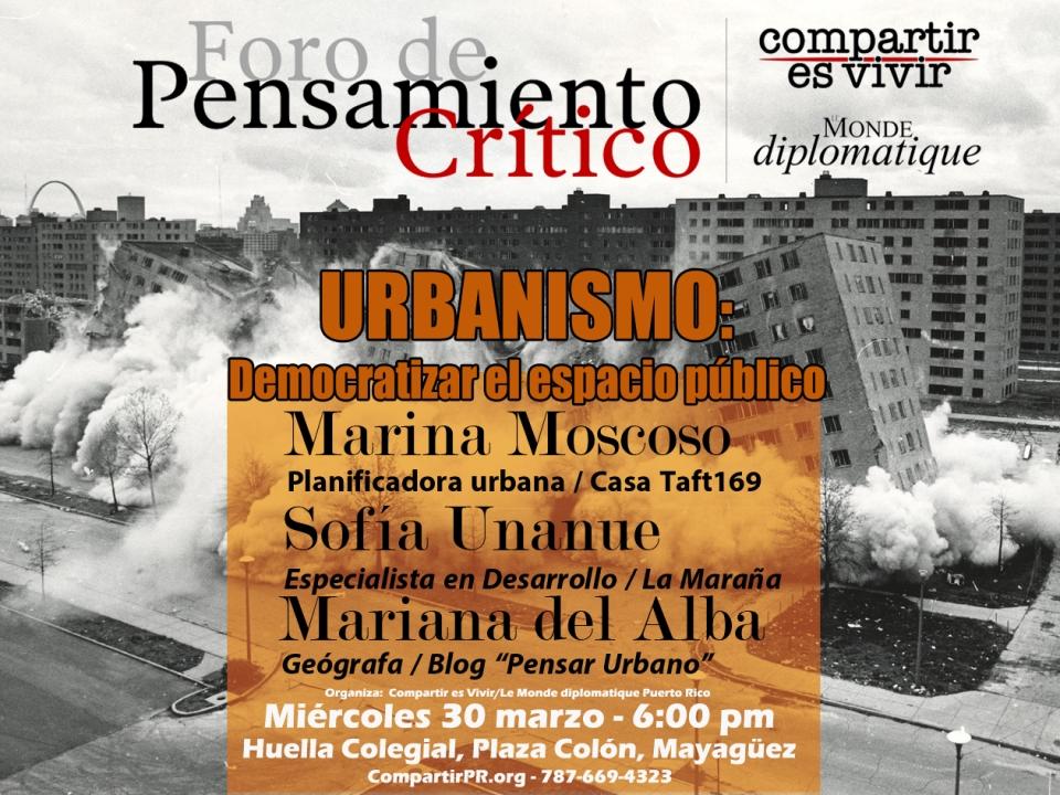 FORO-Urbanismo
